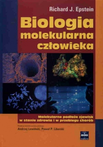 Okładka książki Biologia molekularna człowieka