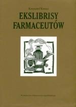 Okładka książki Ekslibrisy farmaceutów