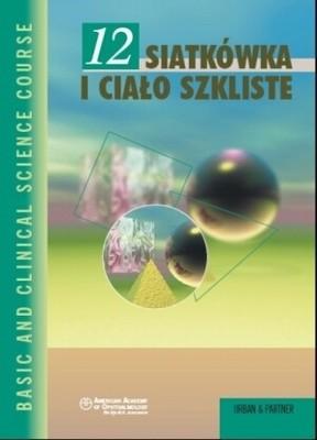 Okładka książki Siatkówka i ciało szkliste. BCSC 12