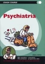 Okładka książki Psychiatria - Crash Course