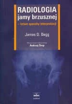 Okładka książki Radiologia jamy brzusznej &&#8211, łatwe sposoby interpretacji