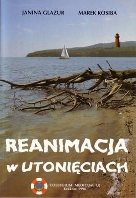Okładka książki Reanimacja w utonięciach