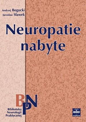Okładka książki Neuropatie nabyte