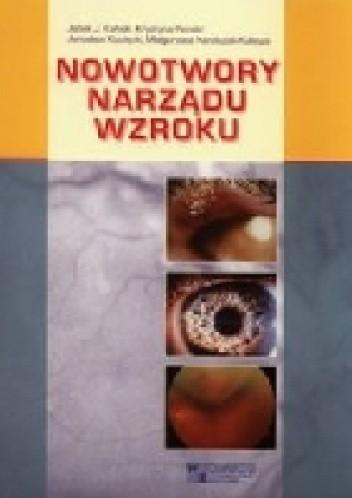 Okładka książki Nowotwory narządu wzroku
