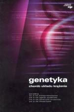 Okładka książki Genetyka chorób układu krążenia