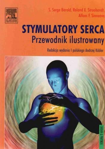 Okładka książki Stymulatory serca. Przewodnik ilustrowany