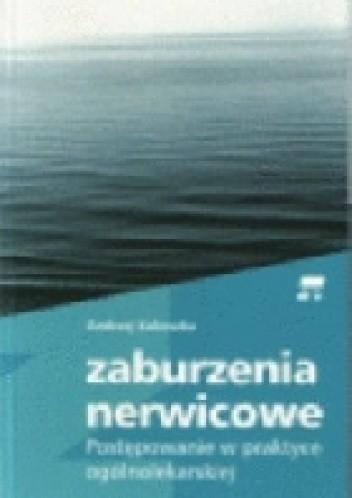 Okładka książki Zaburzenia nerwicowe