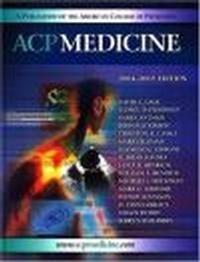 Okładka książki ACP Medicine 2004-2005 2 vols