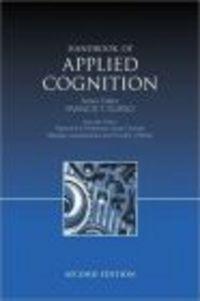 Okładka książki Handbook of Applied Cognition 2 ed