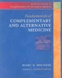 Okładka książki Fundamentals of Complementary & Alternative Medicine