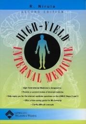 Okładka książki High-Yield Internal Medicine