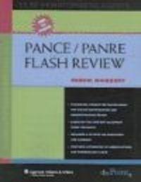 Okładka książki PANCE/PANRE Flash Review