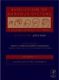 Okładka książki Evolution of Nervous Systems 4 volume set