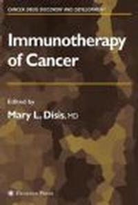 Okładka książki Immunotherapy of Cancer