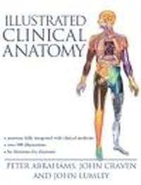 Okładka książki Illustrated Clinical Anatomy