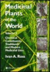 Okładka książki Medicinal Plants of the World