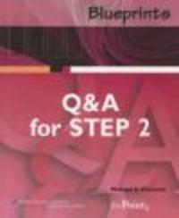 Okładka książki Blueprints Q and A for Step 2