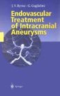 Okładka książki Endovascular Treatment of Intracranial Aneurysms