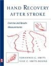 Okładka książki Hand Recovery After Stroke