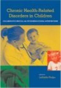 Okładka książki Chronic Health-related Disorders in Children