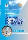 Okładka książki 5 Minut konsultacji klinicznej