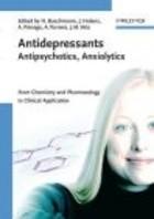 Okładka książki Antidepressants Antipsychotics Anxiolytics 2 vols