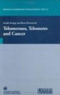 Okładka książki Telomerases Telomeres && Cancer