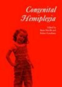 Okładka książki Congenital Hemiplegia