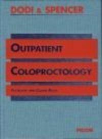 Okładka książki Outpatient Coloproctology