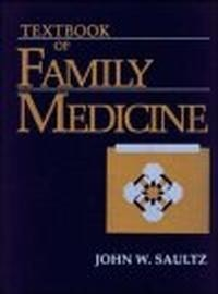 Okładka książki Textbook of Family Medicine