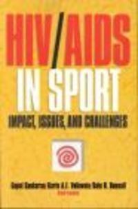 Okładka książki Hiv Aids In Sport