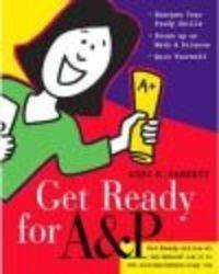 Okładka książki Get Ready for A&&P
