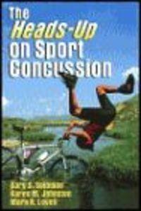 Okładka książki Heads-up on Sport Concussion
