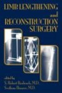 Okładka książki Limb Lengthening && Reconstruction Surgery