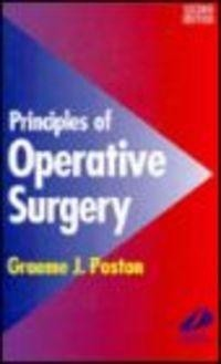 Okładka książki Principles of Operative Surgery 2e
