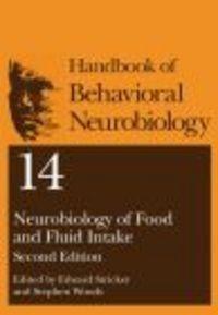 Okładka książki Neurobiology of Food &&& Fluid Intake