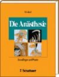 Okładka książki Anasthesie