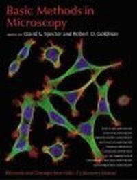 Okładka książki Basic Methods in Microscopy