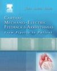 Okładka książki Cardiac Mechano-Electric Feedback & Arrhythmias