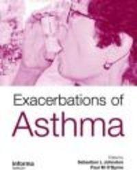 Okładka książki Exacerbations of Asthma
