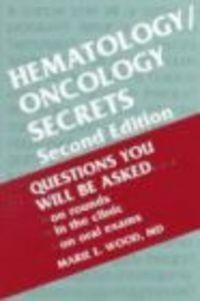 Okładka książki Hematology/Oncology Secrets 2e