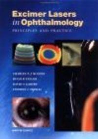 Okładka książki Excimer Lasers in Ophthalmology