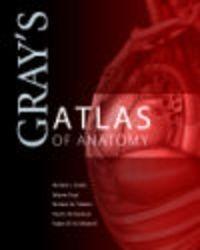 Okładka książki Gray's Atlas of Anatomy