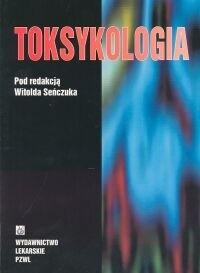 Okładka książki Toksykologia