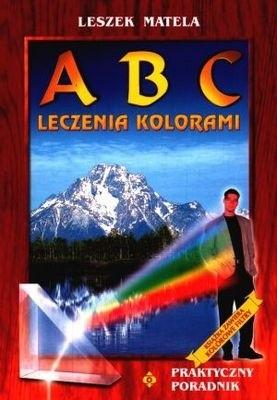 Okładka książki ABC leczenia kolorami