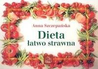 Okładka książki Dieta łatwo strawna