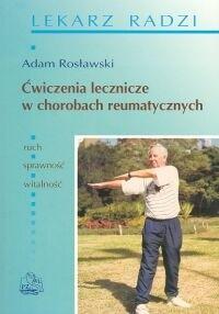 Okładka książki Ćwiczenia lecznicze w chorobach reumatycznych