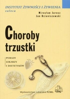 Okładka książki Choroby trzustki