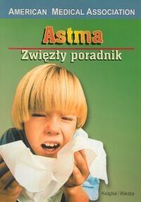 Okładka książki Astma zwięzły poradnik