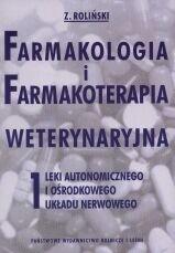 Okładka książki Farmakologia i farmakoterapia weterynaryjna